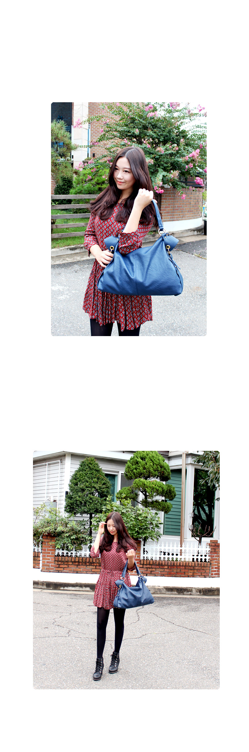 Shoulder&tote bag no. G18177view-M