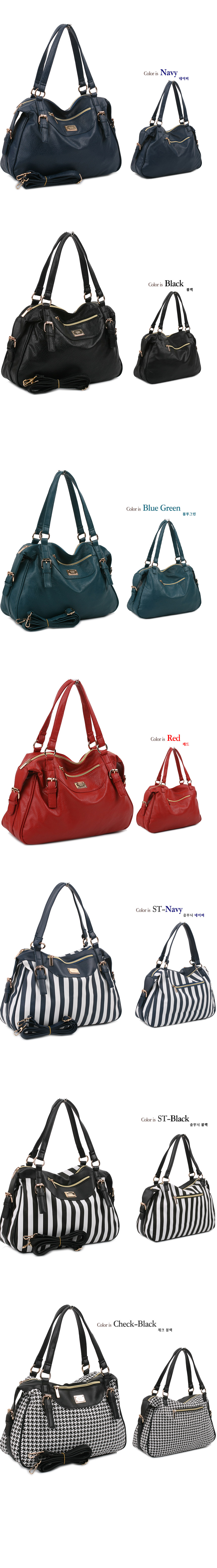 Shoulder&tote bag no.G18391view-1