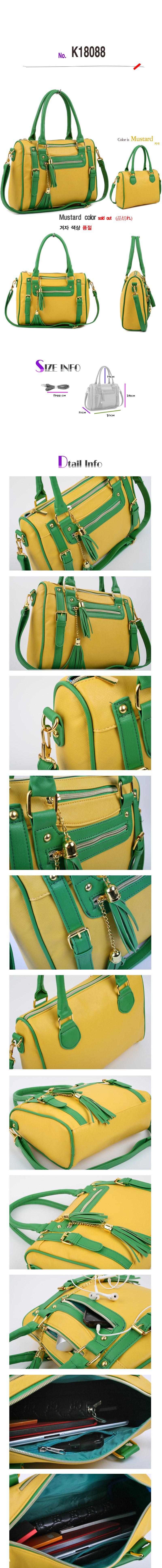 shiulder&tote bag no. K18088view