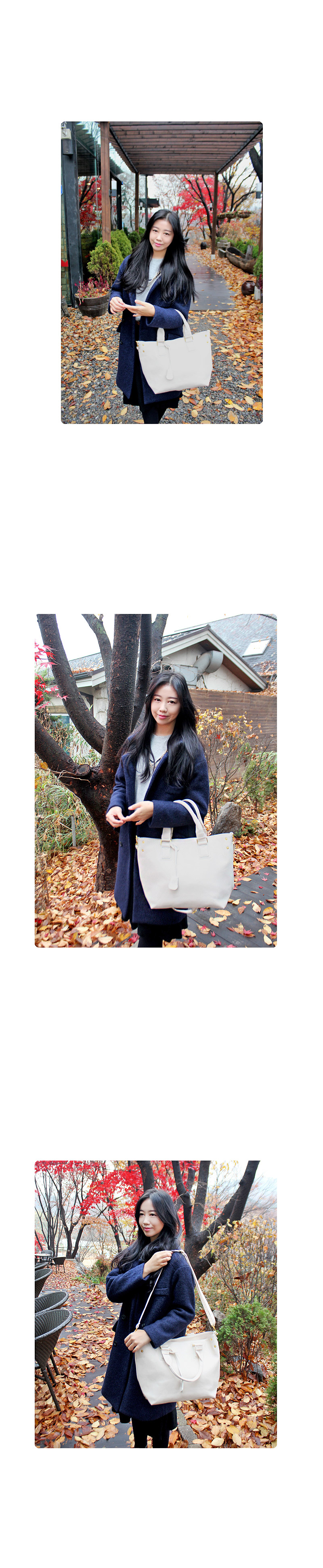 Shoulder&tote bag no.K18258view-M