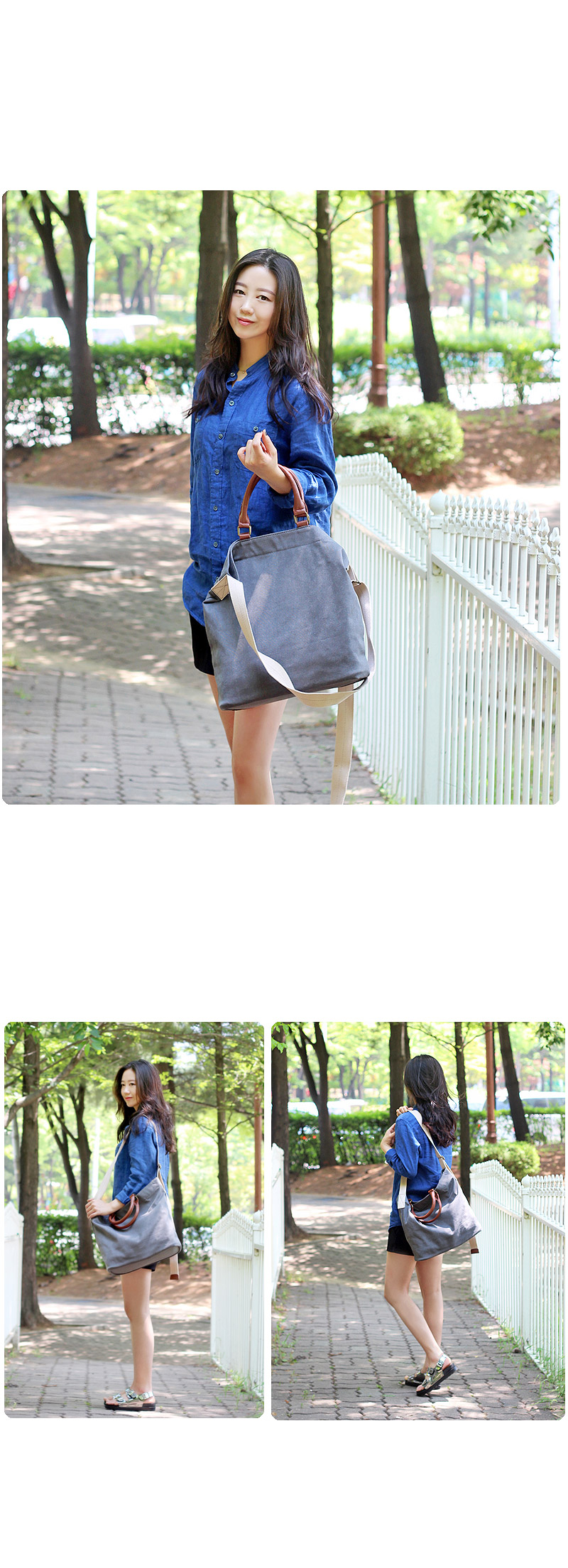 Shoulder&tote bag no.K50211view