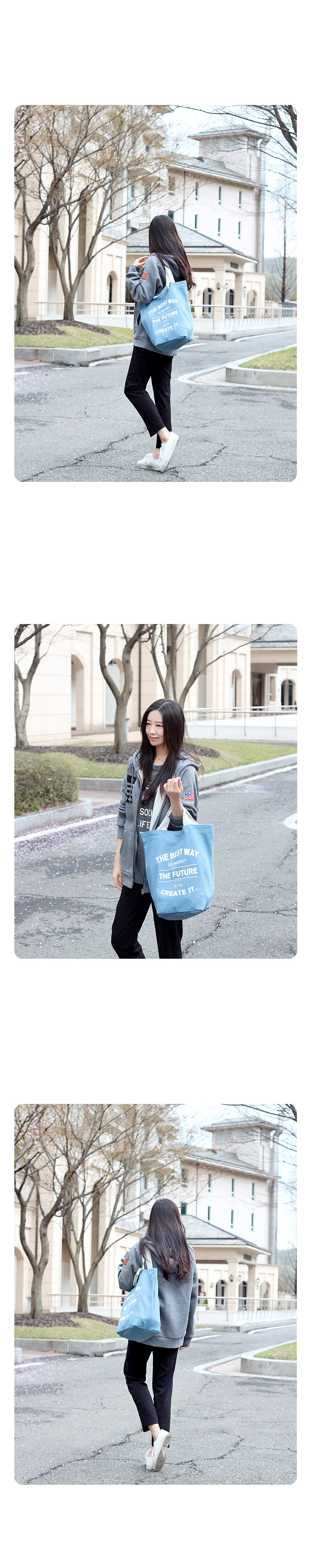 Shoulder&tote bag no.K85063view